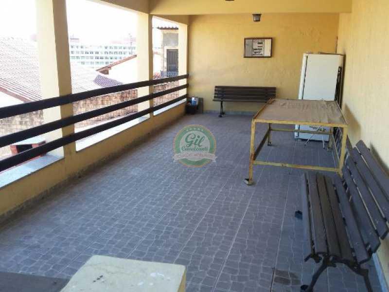 129 - Casa em Condomínio 5 quartos à venda Tanque, Rio de Janeiro - R$ 750.000 - CS2054 - 27