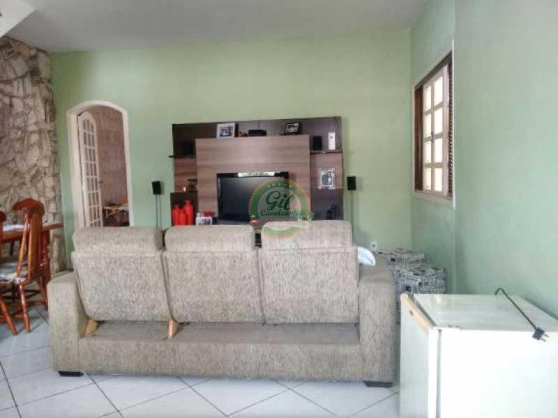 105 - Casa Curicica,Rio de Janeiro,RJ À Venda,3 Quartos,191m² - CS2056 - 3