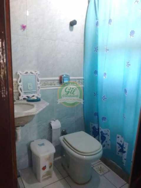 109 - Casa Curicica,Rio de Janeiro,RJ À Venda,3 Quartos,191m² - CS2056 - 20