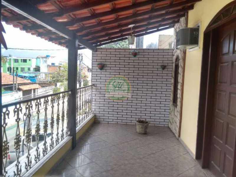 123 - Casa Curicica,Rio de Janeiro,RJ À Venda,3 Quartos,191m² - CS2056 - 22