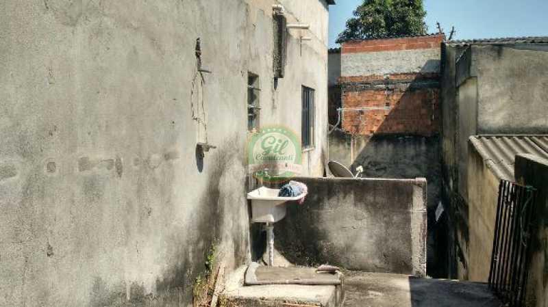 108 - Casa à venda Curicica, Rio de Janeiro - R$ 400.000 - CS2059 - 9
