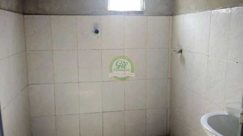 109 - Casa à venda Curicica, Rio de Janeiro - R$ 400.000 - CS2059 - 10