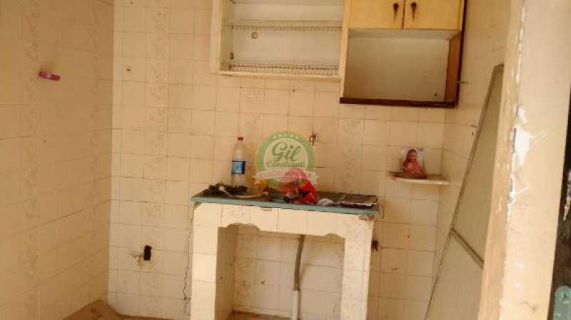 110 - Casa à venda Curicica, Rio de Janeiro - R$ 400.000 - CS2059 - 11