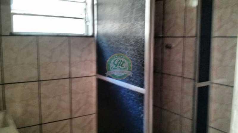116 - Casa à venda Curicica, Rio de Janeiro - R$ 400.000 - CS2059 - 13
