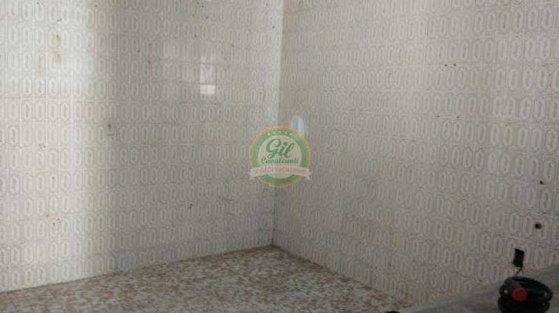 117 - Casa à venda Curicica, Rio de Janeiro - R$ 400.000 - CS2059 - 1