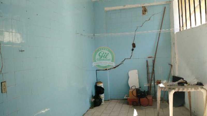 120 - Casa à venda Curicica, Rio de Janeiro - R$ 400.000 - CS2059 - 14