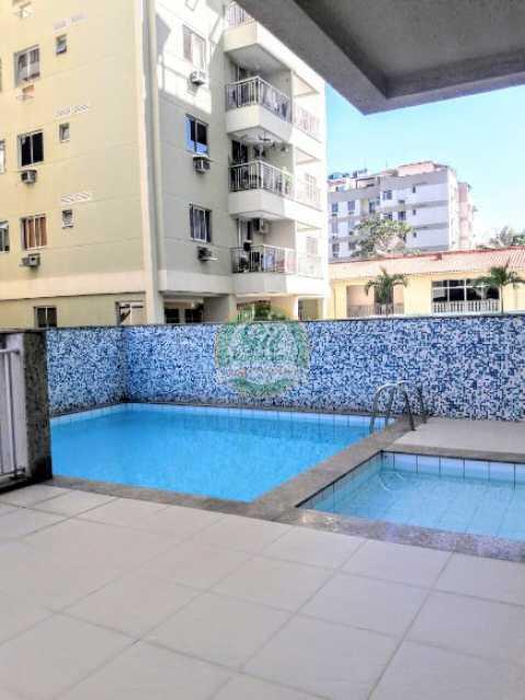 107 - Cobertura 3 quartos à venda Praça Seca, Rio de Janeiro - R$ 450.000 - CB0174 - 22