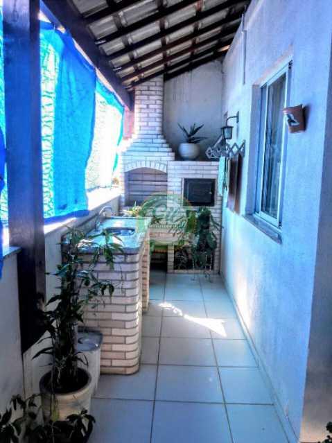 112 - Cobertura 3 quartos à venda Praça Seca, Rio de Janeiro - R$ 450.000 - CB0174 - 3