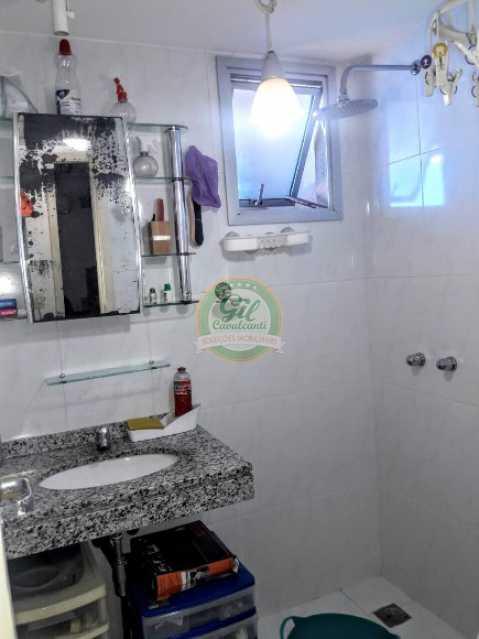 114 - Cobertura 3 quartos à venda Praça Seca, Rio de Janeiro - R$ 450.000 - CB0174 - 12