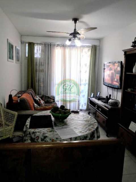 119 - Cobertura 3 quartos à venda Praça Seca, Rio de Janeiro - R$ 450.000 - CB0174 - 1