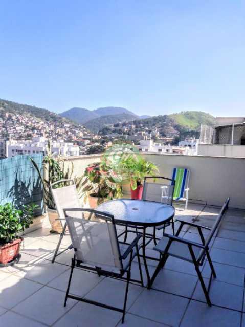128 - Cobertura 3 quartos à venda Praça Seca, Rio de Janeiro - R$ 450.000 - CB0174 - 19