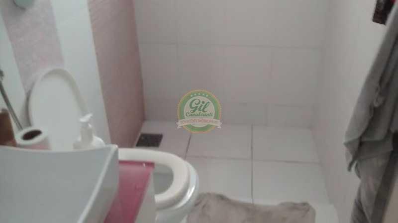 131 - Cobertura 3 quartos à venda Praça Seca, Rio de Janeiro - R$ 450.000 - CB0174 - 17