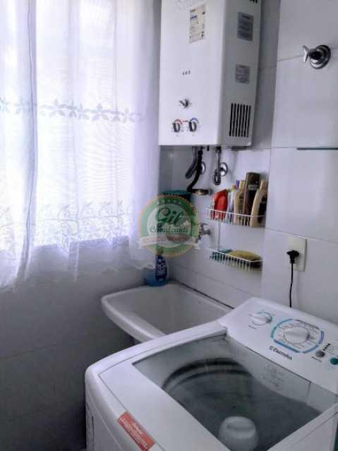 133 - Cobertura 3 quartos à venda Praça Seca, Rio de Janeiro - R$ 450.000 - CB0174 - 16