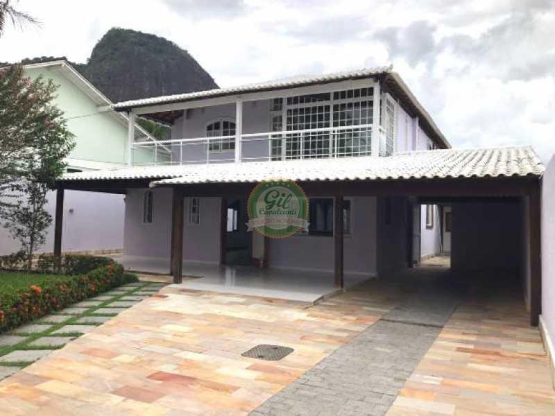 1047 - Casa em Condominio À VENDA, Taquara, Rio de Janeiro, RJ - CS2064 - 1