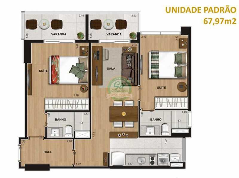 14168_g - Apartamento Curicica,Rio de Janeiro,RJ À Venda,2 Quartos,67m² - LA0021 - 13