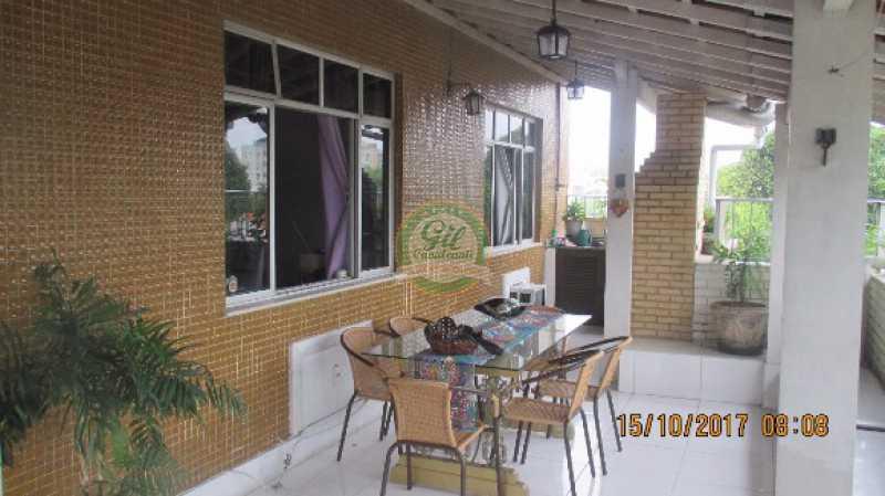 125 - Cobertura Taquara,Rio de Janeiro,RJ À Venda,4 Quartos,120m² - CB0175 - 23
