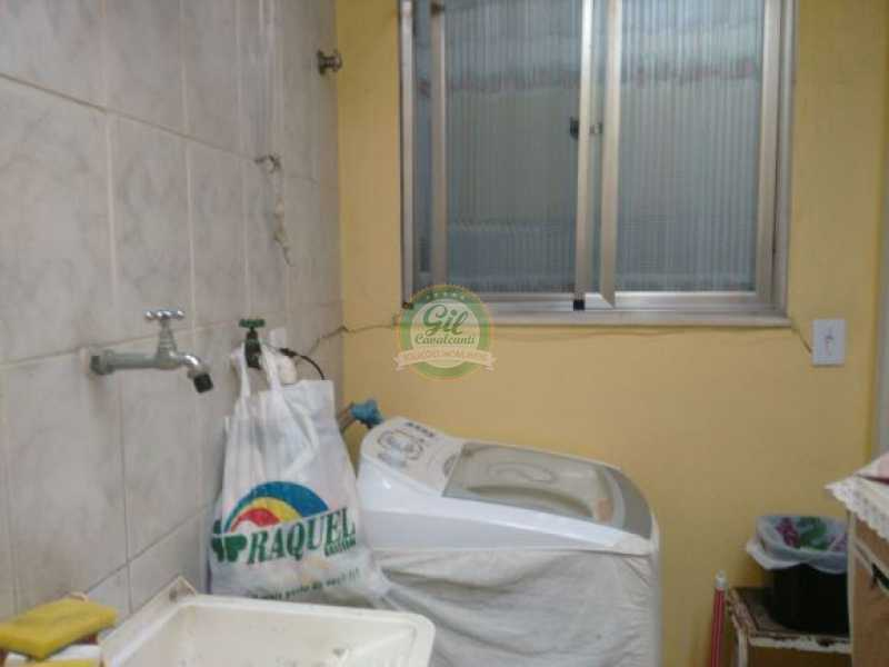 106 - Casa em Condomínio 2 quartos à venda Bandeirantes, Rio de Janeiro - R$ 210.000 - CS2076 - 15