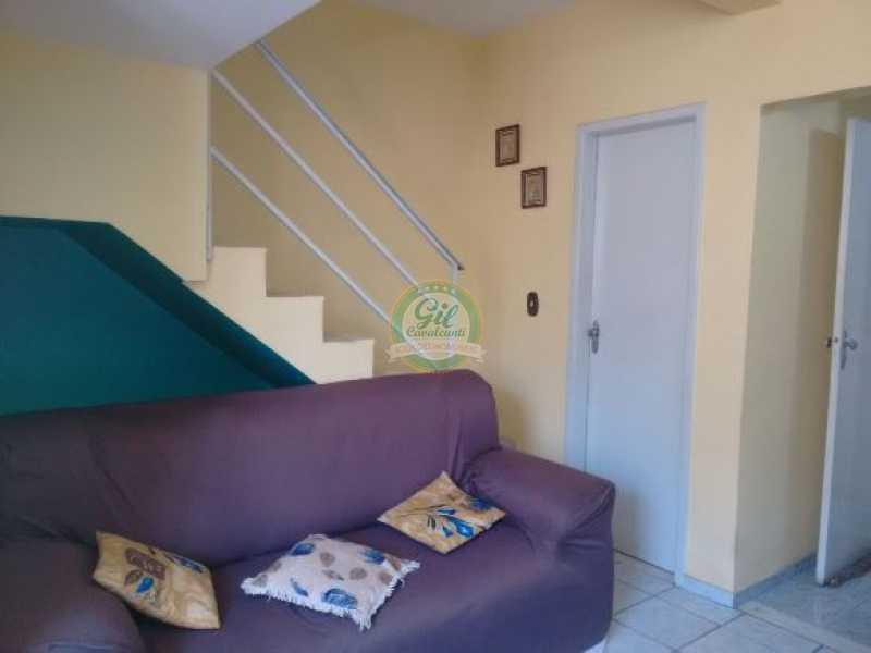108 - Casa em Condomínio 2 quartos à venda Bandeirantes, Rio de Janeiro - R$ 210.000 - CS2076 - 4