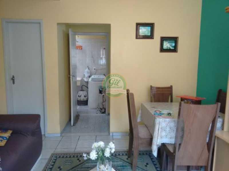 125 - Casa em Condomínio 2 quartos à venda Bandeirantes, Rio de Janeiro - R$ 210.000 - CS2076 - 5
