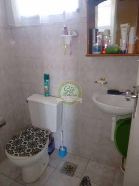 131 - Casa em Condomínio 2 quartos à venda Bandeirantes, Rio de Janeiro - R$ 210.000 - CS2076 - 7