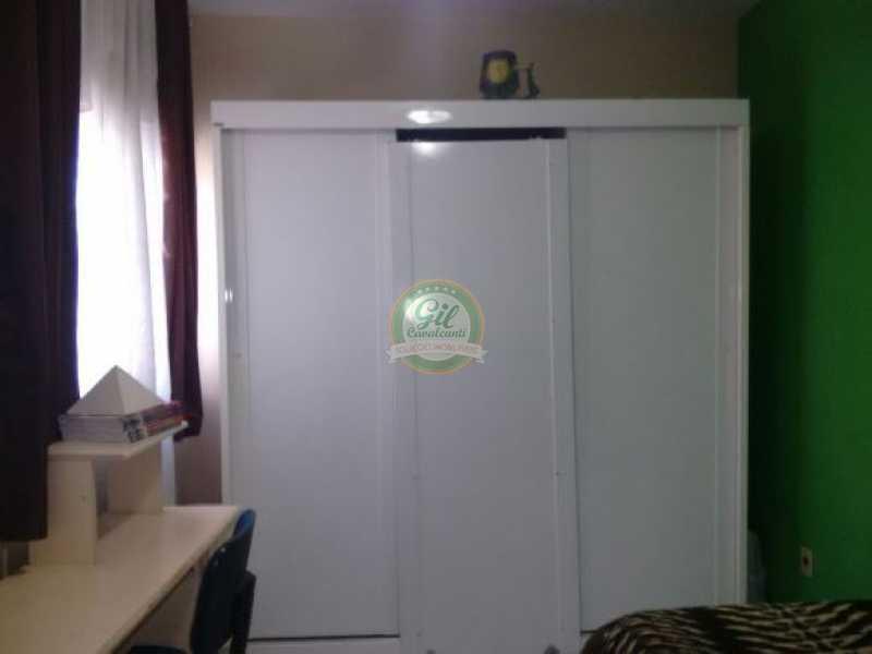 114 - Casa em Condomínio 2 quartos à venda Bandeirantes, Rio de Janeiro - R$ 210.000 - CS2076 - 9