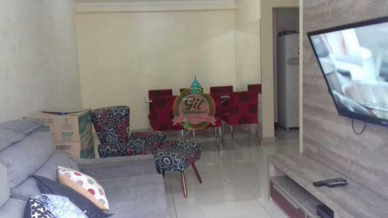148 - Apartamento 3 quartos à venda Vila Valqueire, Rio de Janeiro - R$ 450.000 - AP1608 - 1