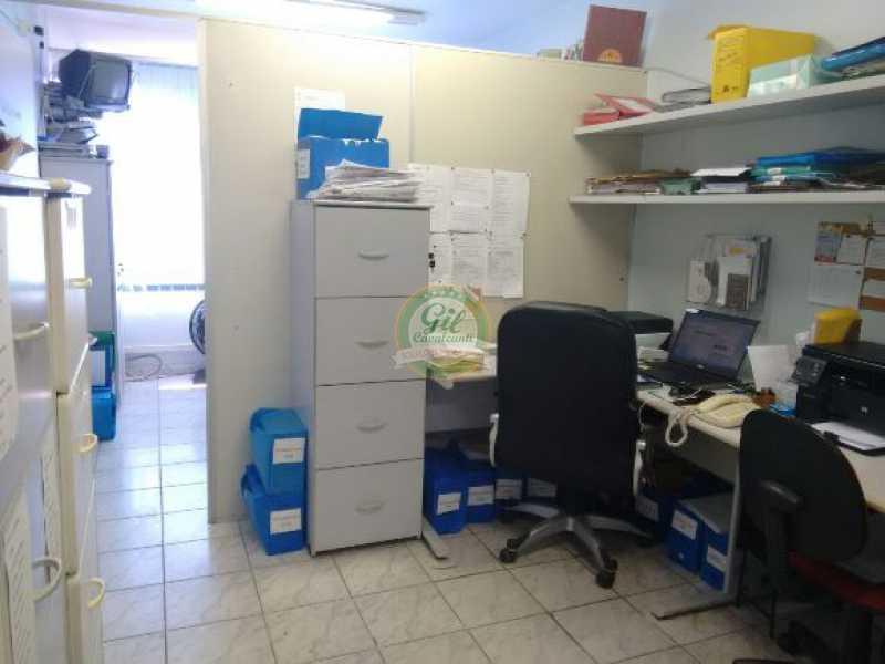 121 - Sala Comercial Taquara,Rio de Janeiro,RJ À Venda,29m² - CM0095 - 4