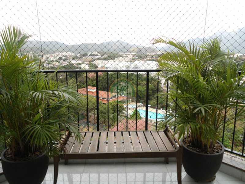 137 - Cobertura Pechincha,Rio de Janeiro,RJ À Venda,3 Quartos,157m² - CB0176 - 5