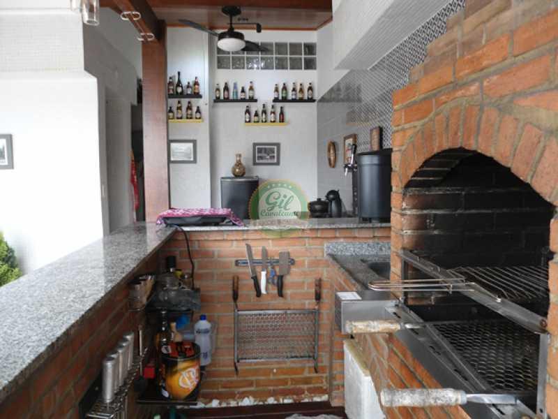 154 - Cobertura Pechincha,Rio de Janeiro,RJ À Venda,3 Quartos,157m² - CB0176 - 27