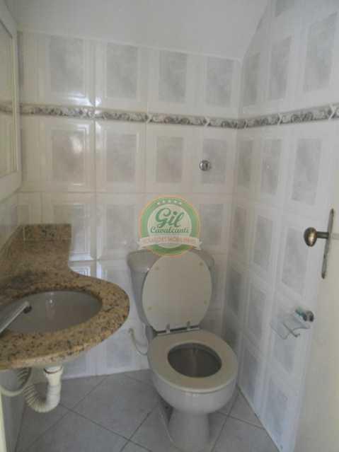 116 - Casa em Condominio Jacarepaguá,Rio de Janeiro,RJ À Venda,3 Quartos,200m² - CS2078 - 9