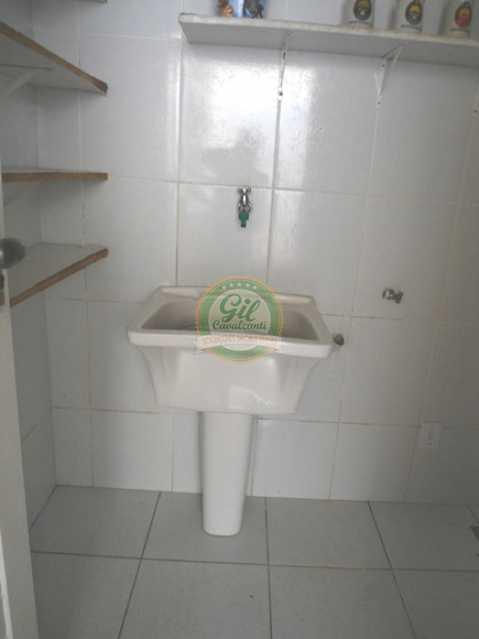 127 - Casa em Condominio Jacarepaguá,Rio de Janeiro,RJ À Venda,3 Quartos,200m² - CS2078 - 8