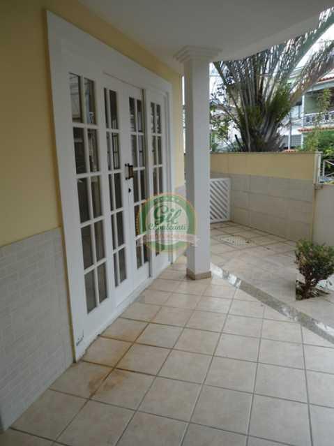130 - Casa em Condominio Jacarepaguá,Rio de Janeiro,RJ À Venda,3 Quartos,200m² - CS2078 - 3