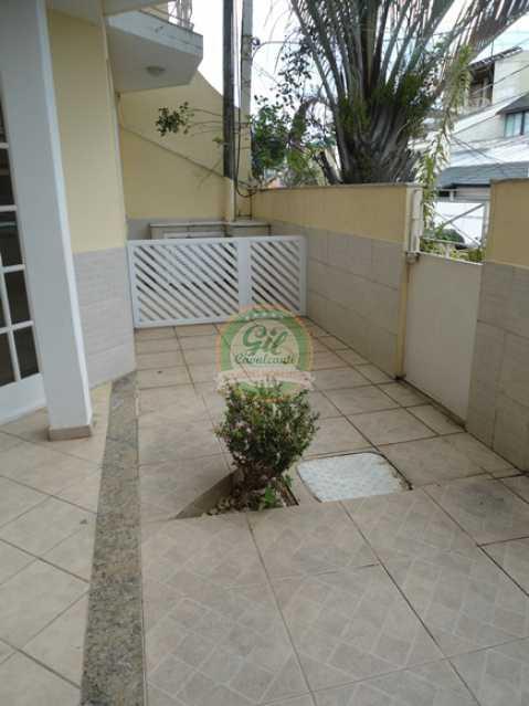 131 - Casa em Condominio Jacarepaguá,Rio de Janeiro,RJ À Venda,3 Quartos,200m² - CS2078 - 1