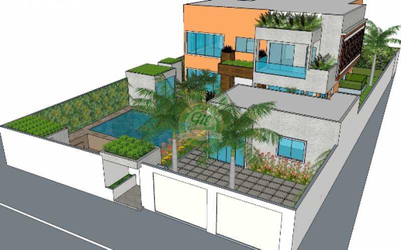 136 - Terreno 671m² à venda Jacarepaguá, Rio de Janeiro - R$ 430.000 - TR0349 - 1