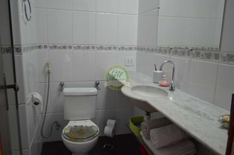 108 - Casa em Condominio Taquara,Rio de Janeiro,RJ À Venda,3 Quartos,272m² - CS2082 - 12