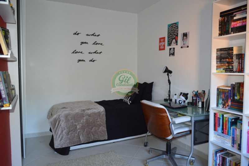 110 - Casa em Condominio Taquara,Rio de Janeiro,RJ À Venda,3 Quartos,272m² - CS2082 - 14