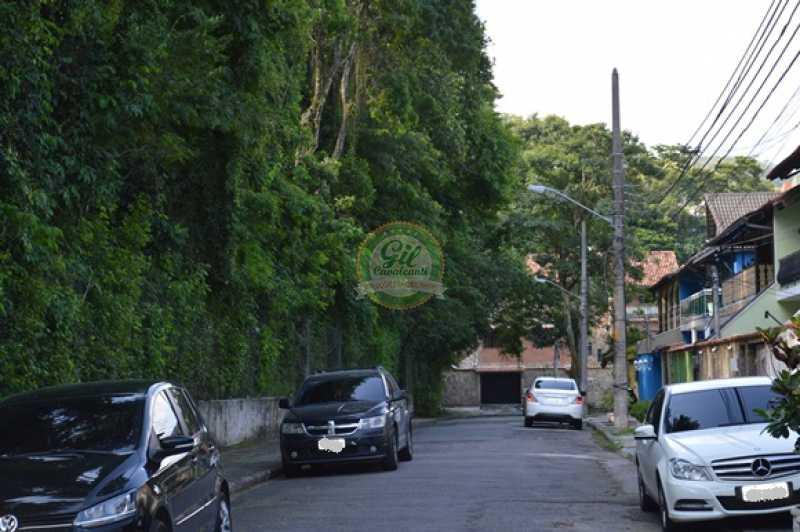 120 - Casa em Condominio Taquara,Rio de Janeiro,RJ À Venda,3 Quartos,272m² - CS2082 - 22