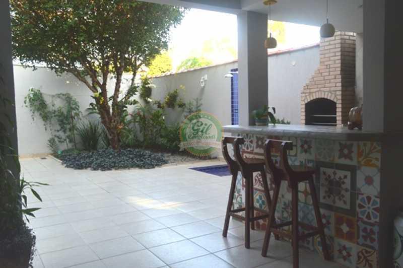12 - Casa em Condominio Taquara,Rio de Janeiro,RJ À Venda,3 Quartos,272m² - CS2082 - 18