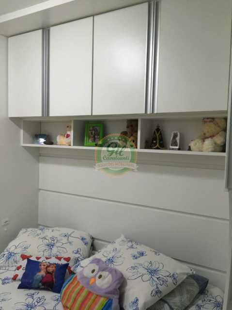 Quarto - Cobertura 2 quartos à venda Pechincha, Rio de Janeiro - R$ 535.000 - CB0177 - 11