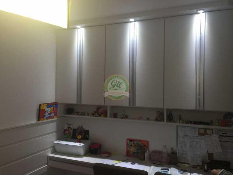 Suíte - Cobertura 2 quartos à venda Pechincha, Rio de Janeiro - R$ 535.000 - CB0177 - 19