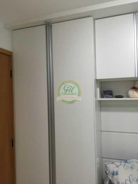 Quarto - Cobertura 2 quartos à venda Pechincha, Rio de Janeiro - R$ 535.000 - CB0177 - 16