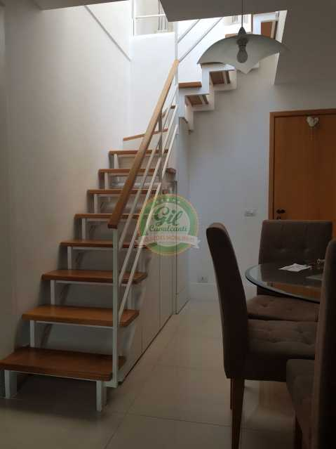 Sala  - Cobertura 2 quartos à venda Pechincha, Rio de Janeiro - R$ 535.000 - CB0177 - 4