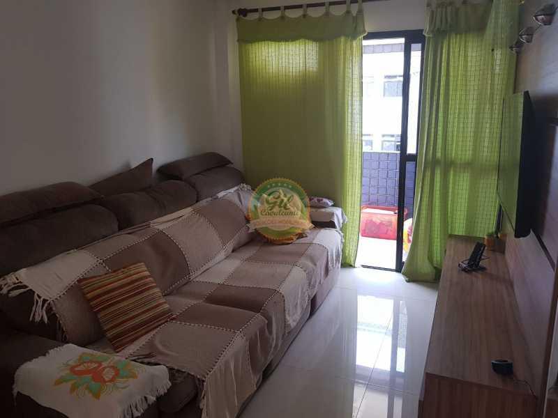 Sala  - Cobertura 2 quartos à venda Pechincha, Rio de Janeiro - R$ 535.000 - CB0177 - 3