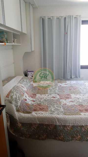 Quarto - Cobertura 2 quartos à venda Pechincha, Rio de Janeiro - R$ 535.000 - CB0177 - 15