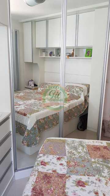 Quarto - Cobertura 2 quartos à venda Pechincha, Rio de Janeiro - R$ 535.000 - CB0177 - 13