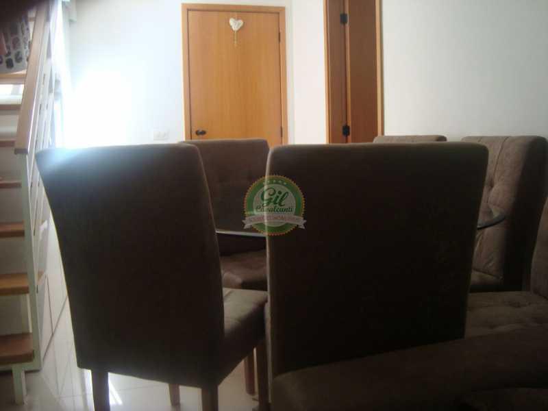 Sala  - Cobertura 2 quartos à venda Pechincha, Rio de Janeiro - R$ 535.000 - CB0177 - 6