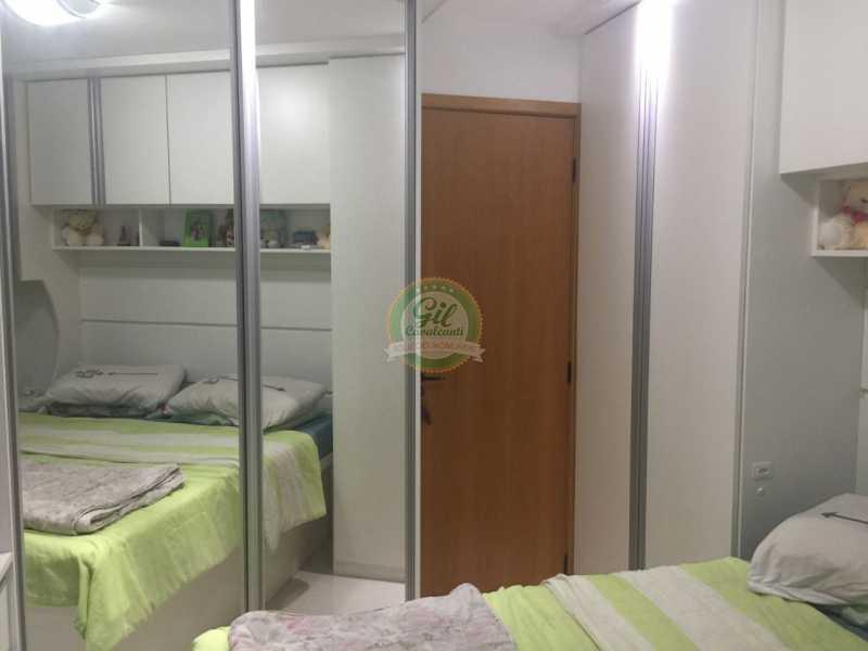 Quarto - Cobertura 2 quartos à venda Pechincha, Rio de Janeiro - R$ 535.000 - CB0177 - 14
