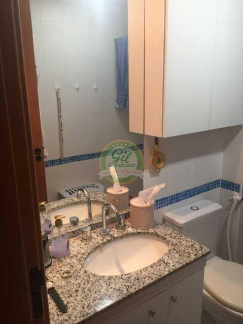 Banheiro - Cobertura 2 quartos à venda Pechincha, Rio de Janeiro - R$ 535.000 - CB0177 - 18