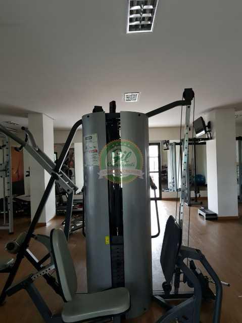 Academia - Cobertura 2 quartos à venda Pechincha, Rio de Janeiro - R$ 535.000 - CB0177 - 25