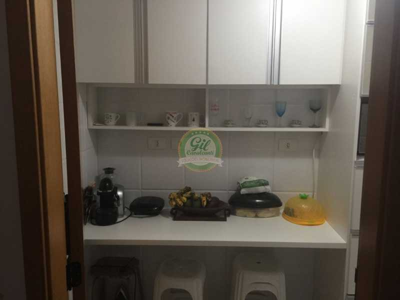 Cozinha  - Cobertura 2 quartos à venda Pechincha, Rio de Janeiro - R$ 535.000 - CB0177 - 9